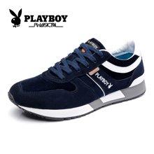 花花公子男鞋秋季运动跑鞋休闲板鞋情侣运动鞋跑步鞋户外旅游鞋子棉鞋CX37129