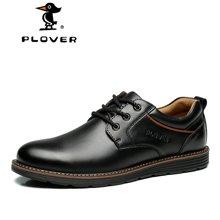 啄木鸟Plover男士休闲鞋韩版潮皮鞋韩版男鞋秋季男时尚男鞋鞋子A12129