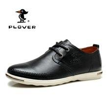 啄木鸟Plover男士英伦休闲鞋皮鞋男鞋秋季男时尚男鞋鞋子A02089