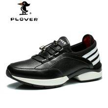 啄木鸟Plover男鞋秋季潮鞋男士休闲鞋皮鞋韩版男时尚男鞋鞋子潮A02113