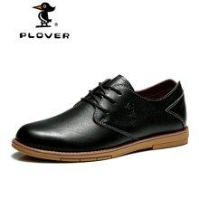 啄木鸟Plover男鞋秋季潮鞋男士休闲鞋皮鞋韩版男时尚男鞋鞋子潮A25120