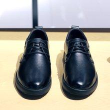 TRiES-才子新款男士皮鞋男鞋鞋子休闲鞋商务鞋系带低帮鞋男鞋子G26C8899