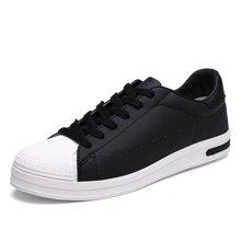 西瑞新款休闲鞋情侣款韩版小白鞋时尚板鞋MF6226