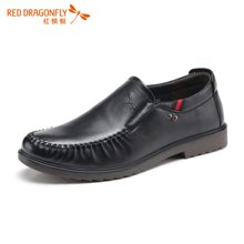 红蜻蜓男单鞋  男士时尚商务休闲皮鞋男鞋5482