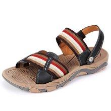 西瑞夏季新款男士凉拖鞋沙滩鞋凉鞋透气休闲男鞋防滑凉拖鞋子2166