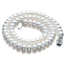 金兴福  爱的盛典7.5-8.5mm珍珠项链经典款送礼佳品