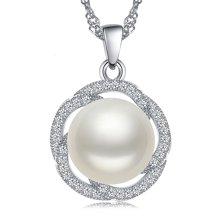 衡润 925银淡水珍珠项链 花絮 HR12N2120