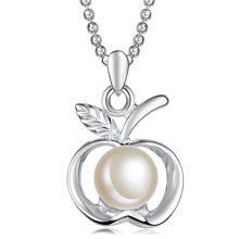 Lux-women-珍珠925银吊坠-优雅系列LW12030802546(附鉴定证书 赠项链)