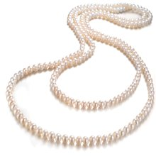 Lux-women-珍珠项链-倾心恋人7-8mm(附鉴定证书)