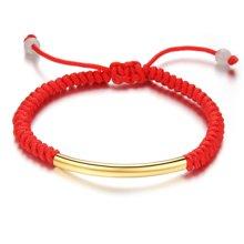Lux-women-925银镀金手链-唯一爱