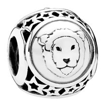 PANDORA 潘多拉 925银银色狮子星座串珠791940(1)