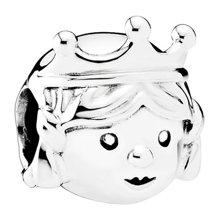 PANDORA 潘多拉 925银银色尊贵的公主串珠791960(1)