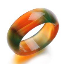 Lux-women-玛瑙戒指-彩色