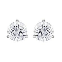 SWAROVSKI 施华洛世奇 闪亮单钻石水晶女士穿孔耳钉 1800046