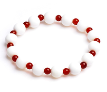 Lux-women-玛瑙手链-净化心灵(附鉴定证书)