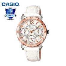 CASIO卡西欧手表女优雅时尚女士腕表大盘石英表SHN-3012GL-7APR