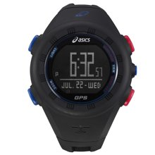 ASICS亚瑟士系列跑步铁人三项 运动电子男士手表CQAG01