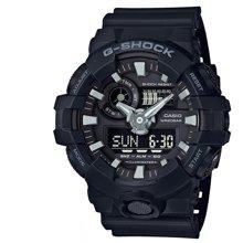 新品卡西欧正品男士电子手表双显g-shock g shock运动防水GA-700