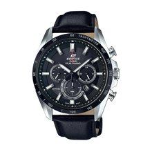【新品】CASIO卡西欧手表男 时尚大表盘蓝宝石太阳能手表EFB-520