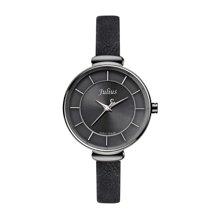 聚利时正品手表时尚潮流防水女表太阳纹女表皮带防水手表JA-638