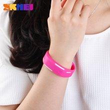 时刻美时刻美时尚个性韩版潮流LED手环儿童学生男女情侣果冻电子表腕表1099