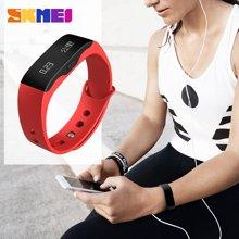 时刻美男士智能手表潮流时尚中性多功能男女学生户外运动监测腕表L28T