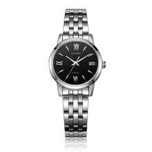 古尊(GOLGEN)手表 商务系列石英女表黑色GN.19007L.PB