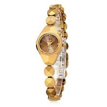 劳士顿手表女士 时尚潮流正品防水钨钢手链韩版简约石英女表腕表