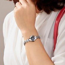 劳士顿手表女防水钨钢手链女表潮流时尚时装石英手表女士腕表