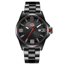 Dickies手表 时尚休闲男表防水石英表皮带男手表ST-01