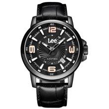 LEE男表 机械表新款指针式时尚潮流防水男士手表LES-M15