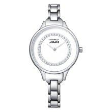 NATURALLY JOJO   BRACELET系列施华洛钻精钢手链表JO968301-80F