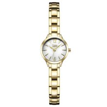 LEE女表 时尚潮流手表指针式珠宝扣不锈钢防水石英表女款LEF-F65