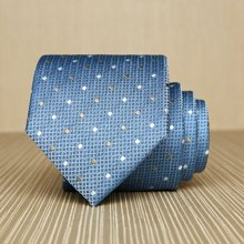 Evanhome/艾梵之家 新款商务正装男士领带简约百搭纳米防水7cm领带男 L7141