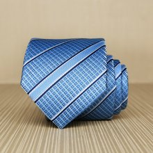 Evanhome/艾梵之家 新款纳米防水领带男韩版简约百搭黑白条纹英伦领带礼盒装L7157