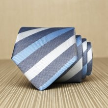Evanhome/艾梵之家 新款正装商务领带7cm纳米防水领带简约百搭男士领带L7122