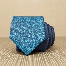 Evanhome/艾梵之家 春季新款男士商务休闲领带 7cm蓝底璀璨星空时尚领带男L7107