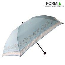 Formia芳美亚小洋伞太阳伞防紫外线遮阳伞晴雨伞时尚淑女伞防晒 蓝色