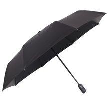 雨景全自动雨伞男女黑胶防晒防紫外线太阳伞女士超强抗风晴雨伞
