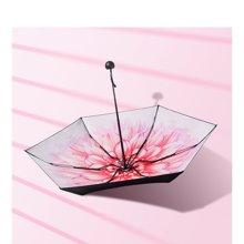 NIELLO奈洛胶囊系列太阳伞五折超轻雨伞女防晒黑胶户外遮阳晴雨伞