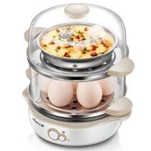 Bear/小熊煮蛋器ZDQ-B14A1 双层煮蛋器多功能蒸蛋器