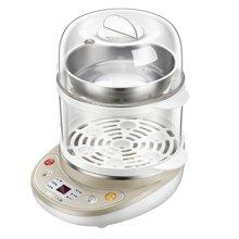 Bear/小熊煮蛋器ZDQ-C14A1 蒸蛋器自动断电微电脑预约定时双层