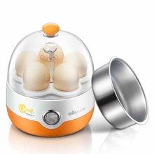 小熊  煮蛋器ZDQ-2201迷你蒸蛋器自动断电正品家用煮鸡蛋器不锈钢
