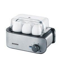 【德国】SEVERIN森威朗煮蛋机多功能煮蛋器 蒸蛋器一次6枚