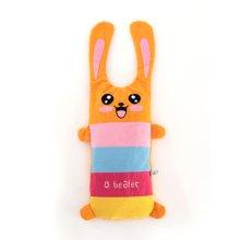 uhealer可爱海勒兔 儿童枕头 大号宝宝婴儿荞麦枕幼儿园枕头 多色