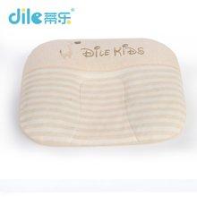 【植物填充】蒂乐防偏头彩棉婴儿定型枕