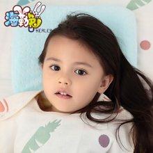 Uhealer海勒兔 婴幼舒眠儿童枕头 记忆枕幼儿枕头记忆枕 头颈枕