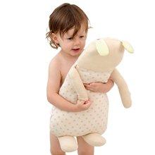 蒂乐彩棉卡通立体婴童枕