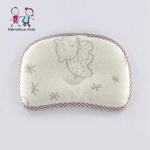 Marvelous Kids木浆纤维决明子宝宝定型枕头婴儿定型枕新生儿夏季枕头