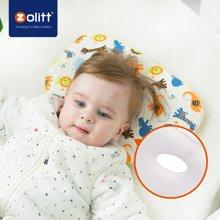 卓理/zolitt 新生儿3D定型枕头矫正防偏头枕芯0-1-3岁夏季水洗透气速干